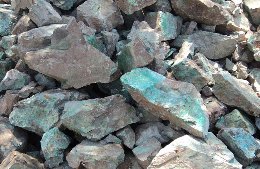 ores of india